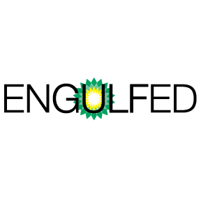 Engulfed-by-BP-Bumper-Sticker