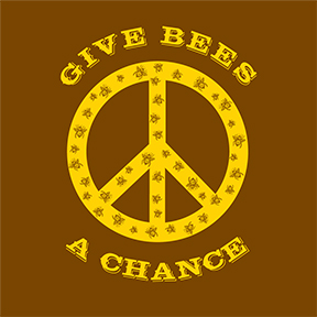 Give-Bees-A-Chance-Sticker