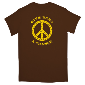 Give-Bees-A-Chance-T-Shirt
