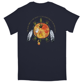 Heartbeat Of The Drum TShirt