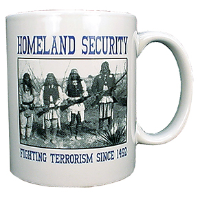 Homeland Security 11 oz Mug