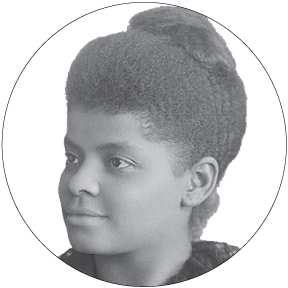 Ida B Wells Button