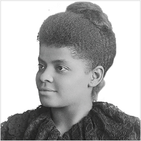 Ida B Wells Sticker