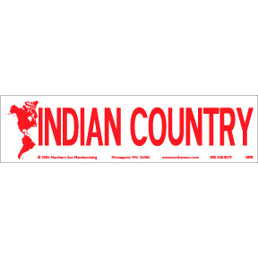 Indian-Country-Bumper-Sticker