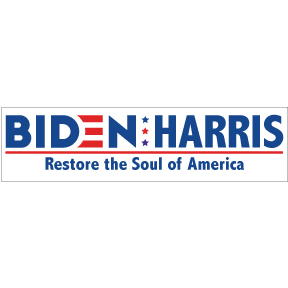 Joe Biden Kamala Harris Bumper Sticker