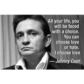 Johnny Cash Magnet