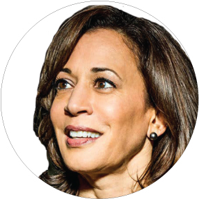Kamala Harris Button