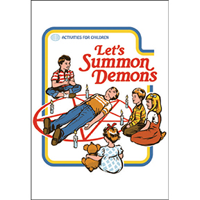 Let's Summon Demons Magnet