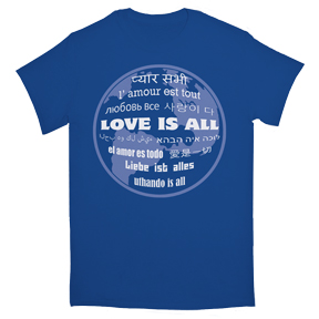 Love Is All TShirt