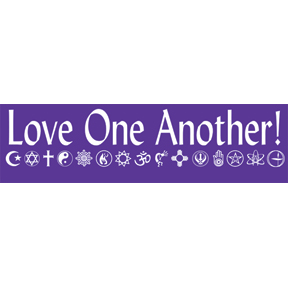 Love-One-Another-Bumper-Sticker