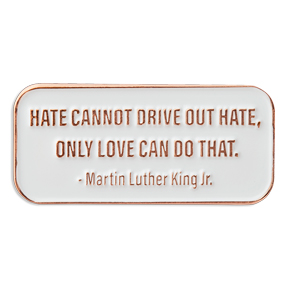 Martin Luther King Lapel Pin