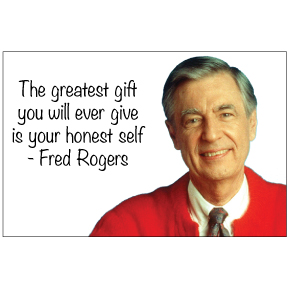Mr Fred Rogers Magnet