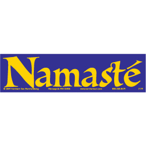 Namaste-Bumper-Sticker