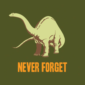 Never-Forget-T-Shirt