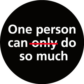 One Can Do Button