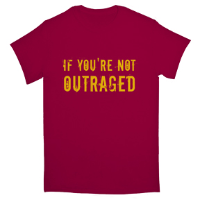 Outraged-TShirt