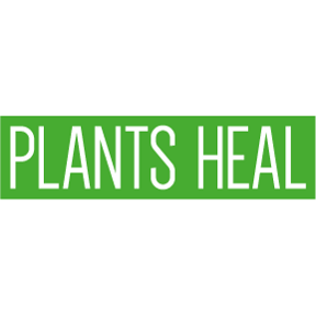 Plants Heal Bumper Sticker