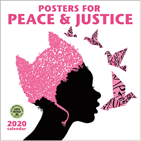 Posters For Peace (Godzilla) Calendar