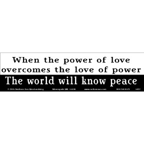 Power-Of-Love-Jimi-Hendrix-Bumper-Sticker