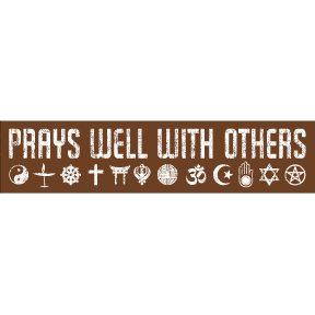 Prays-Well-With-Others-Bumper-Sticker