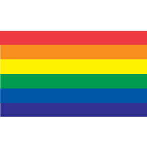 Rainbow-Flag-Sticker