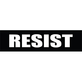 Resist-Bumper-Sticker