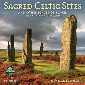 Sacred Celtic Sites Calendar