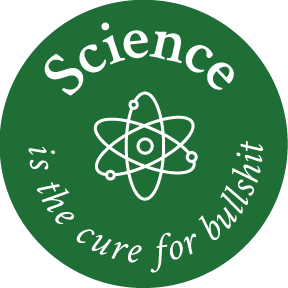 Science Cure Button
