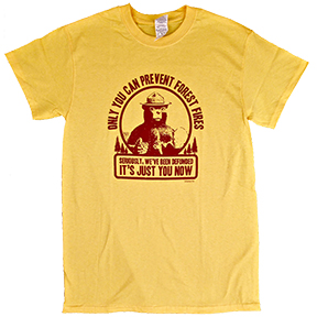 Smokey-Bear-TShirt