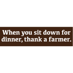 Thank-A-Farmer-Bumper-Sticker