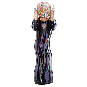 The Scream Inflatable Doll