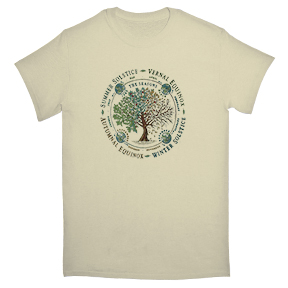 The Seasons Organic T-Shirt