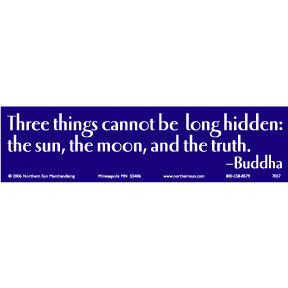Three-Things-Buddha-Bumper-Sticker
