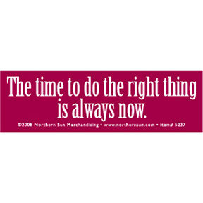 Time-To-Do-The-Right-Thing-Sticker