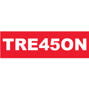 Treason 45 Sticker