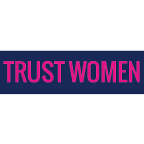 Trust Women Sticker