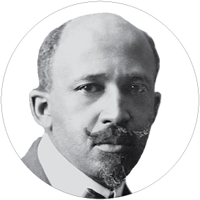 W.E.B. Dubois Button