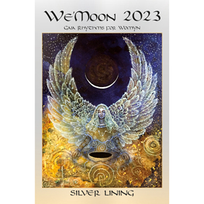 We Moon Spiral Datebook