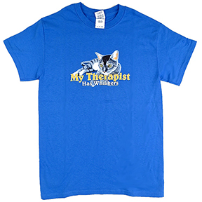 Whiskers Cat T-Shirt