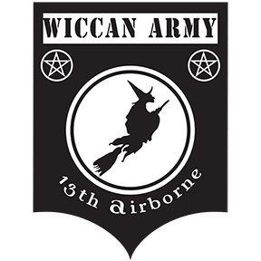 Wiccan-Army-Patch