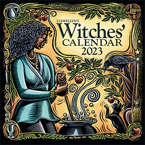 Witches-Calendar