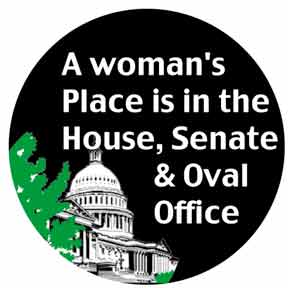 Woman's-Place-Button