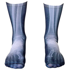X-Ray Socks