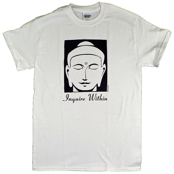 Inquire Within TShirt