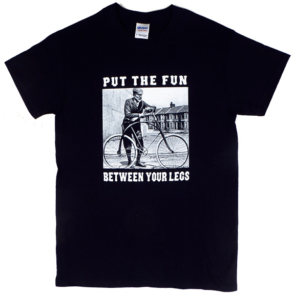 Fun Between Legs TShirt