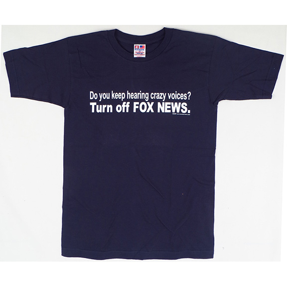 Turn Off Fox News TShirt