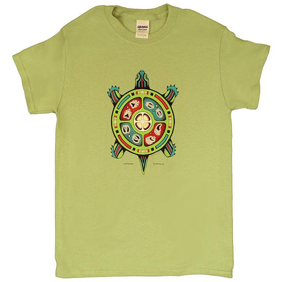 Turtle Island Tshirt