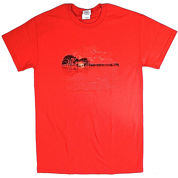 Musical Sunset TShirt