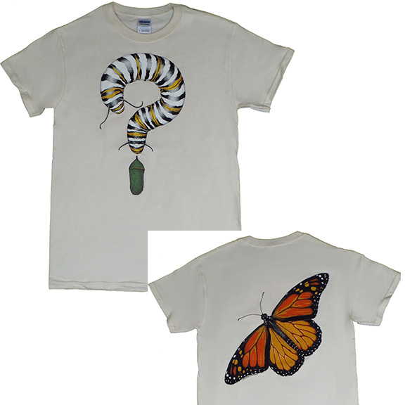 Monarch Metamorphosis TShirt