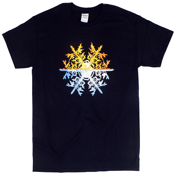 Fire and Ice TShirt